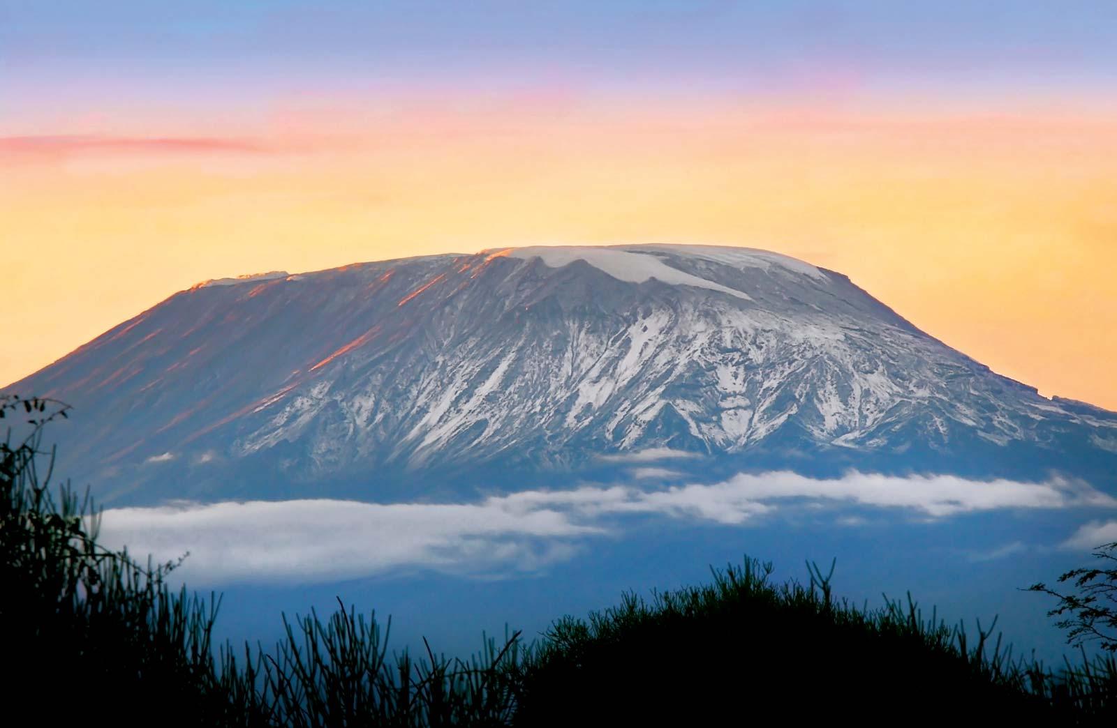 About Mount Kilimanjaro