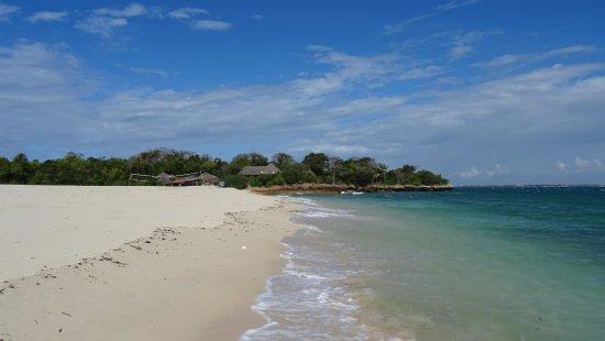 Bongoyo Island Beach
