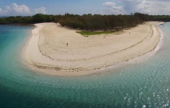 Mbudya Island Beach