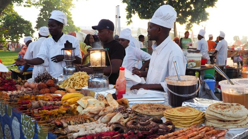 What to Eat in Zanzibar