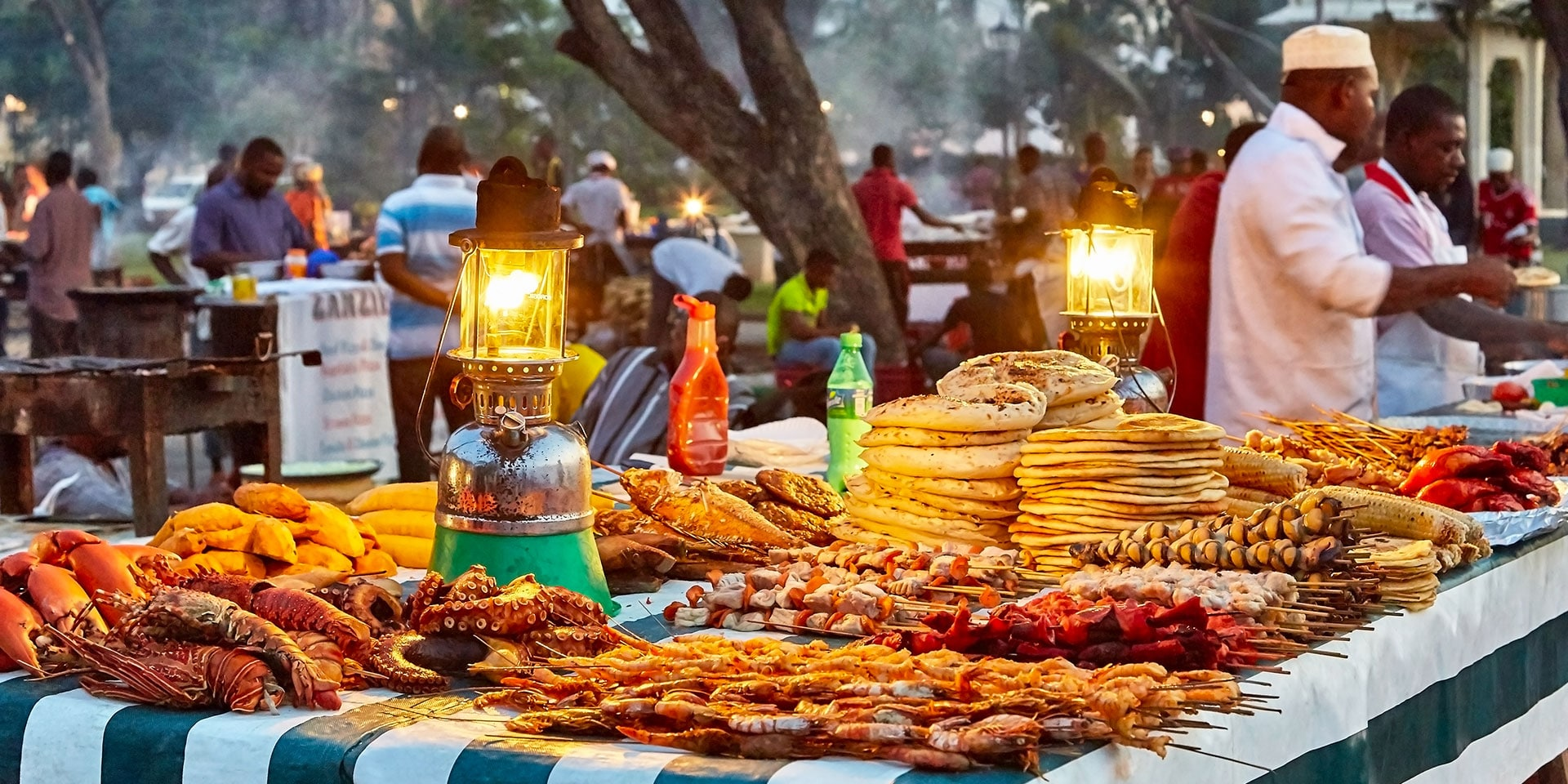 Zanzibar Food Items